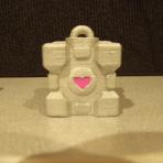 Companion Cube Charm