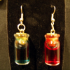Health / Mana Earrings