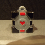 Companion Cube NES Theme