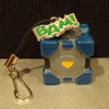 Companion Cube Vintage Batman Theme
