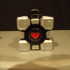 Ex-Companion Cube Charm