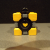 Companion Cube I'm Batman Theme