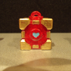 Companion Cube Iron Man Theme