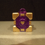 His Royal Highness Companion Cube