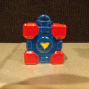 Companion Cube Superman Theme