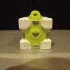 Companion Cube Xbox Theme