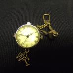 White Rabbit Keychain Watch v2