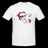 Heart Skull Shirt