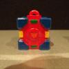 Clown Companion Cube