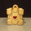 Golden Companion Cube
