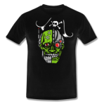Robot Pirate Zombie Ninja Shirt
