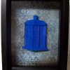 Tardis Shadow Box