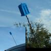 Tardis Antenna Topper