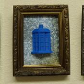 Tardis Mini Frames